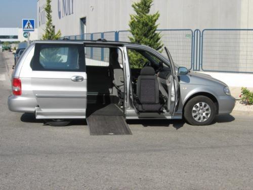 Vehiculos adaptados para discapacitados