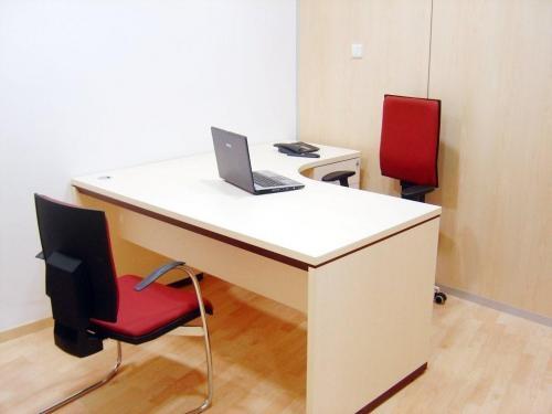 Elegantes mesas de oficina de segunda mano con buck de ...