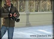 Actuación para la cámara  nuevo  curso  enero en  JC Actors