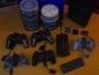ps2 playstation 2 chipeada +150 juegos vigo
