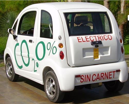 Trucksama coche electrico sin carnet