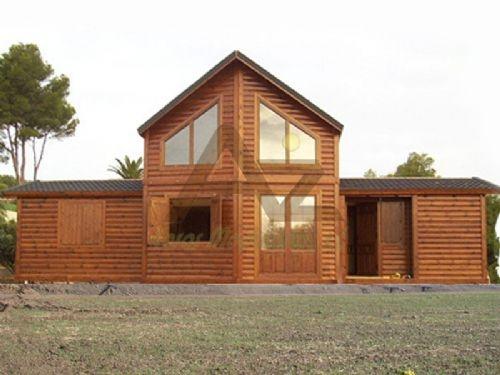 Casas prefabricadas de madera en az casas modulares