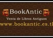 Venta de libros antiguos - bookantic