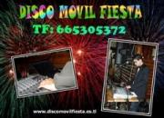 DISCO MOVIL DJ DISC JOCKEY DE BARCELONA PARA TU FIESTA EVENTO O CELEBRACION