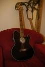 Vendo Guitarra Ibanez Talman Electroacústica Negra Nueva