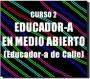cursos: EDUCADOR DE CALLE (Educador en Medio Abierto)