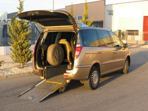 Vehiculos adaptados para minusvalidos