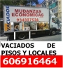 VACIADO DE PISOS EN BARCELONA Y  LOCALES EN GENERAL  MUDANZAS ECONOMICAS