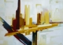 Cuadros Modernos al Oleo Pintados a Mano