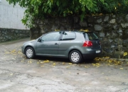 Vendo VW Golf verde salvia
