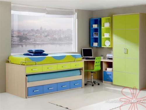 Dormitorios juveniles ni o dormitorios modernos - Dormitorios juveniles nino ...