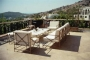 mobiliario de jardín Fenómenos extremos de lujo