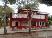 Vendo chalet con parcela 2000 m2 en Monserrat Valencia