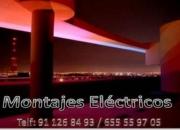 Electricistas madrid ( Leganes, Fuenlabrada, Móstoles, Pozuelo, Aravaca, ect...
