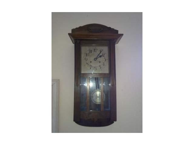 Vendo reloj de pared antiguo (años 30)