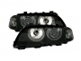 Faros Angel Eyes Bmw E46 Serie 3 Nuevos