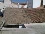 Fotos de reparación de tejados en Madrid, Instalacion de paneles sanwich en cubiertas nave