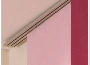 RIELES PANELES JAPONESES MODERNOS: gran cátalogo de rieles para paneles japoneses, a medida o estándar.