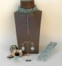 Joyas de autor de plata y piedras naturales