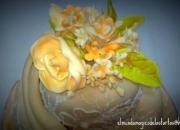 Curso de flores en pasta de azucar(pasta de goma)
