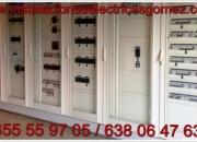 ELECTRICISTAS MADRID ( Instalaciones,  Reformas,  Averías,  Iluminación ,Cuadros eléctricos,  )