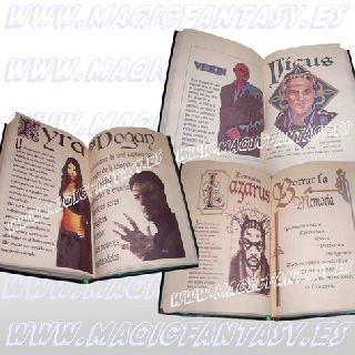 libro de las sombras embrujadas comprar