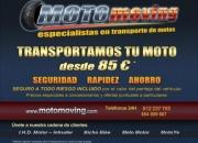 Transporte de motos - MotoMoving
