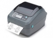 Liquidación impresora etiquetas Zebra GX420d (GX42-200422-000) cortador automático  en CanalOutlet por 415 euros.