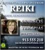 Reiki en el centro de Madrid: Sesiones y cursos con Maestra Federada.