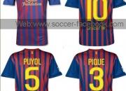 La camiseta de fútbol 11/12 nueva por 15 euro