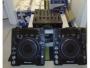 2x PIONEER CDJ 1000MK3 + DJM 800
