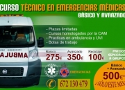 Tecnico en emergencias medicas