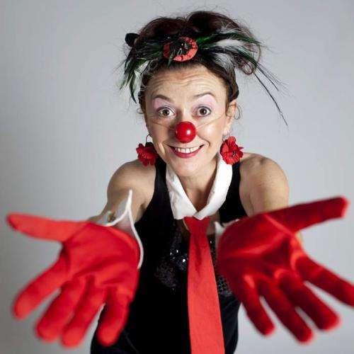 Payaso valencia mascarita clown