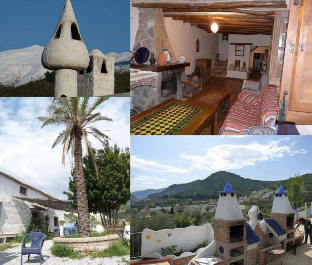 Apartamento y casa rural. alojamientos rurales granada andalucia