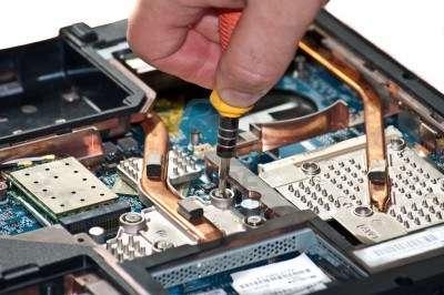 Servicio de reparación de portátiles