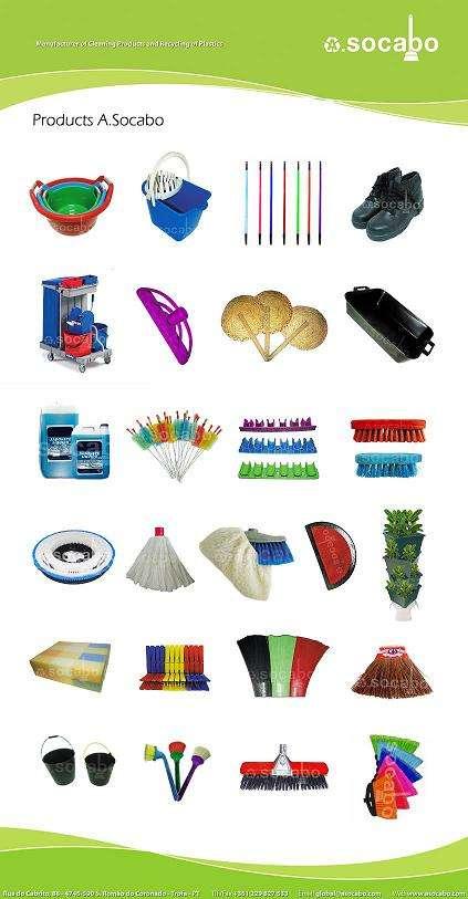 Productos de limpieza y reciclaje de plásticos productos de limpieza y reciclaje de plásticos