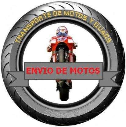 Envío de todo tipo de motos y quad en españa y europa.