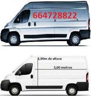 Repartidores autonomos con furgonetas