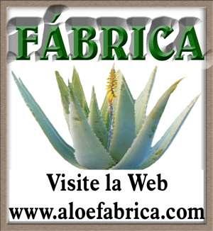 Fábrica aloe vera y productos de nutrición - cosmética