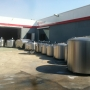 tanques de leche y maquinaria láctea