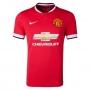 nueva camiseta del manchester united 2014-2015 online