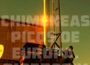 Tubos chimeneas de cocinas industriales Madrid.
