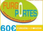 >>desde30€>>anuncios// mudanzas/y/portes ////