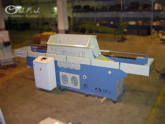 Máquina de virutas de madera – jfj (nuevo e de ocasión)