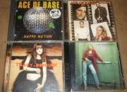 Lote de cds variados de pop internacional