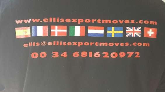 Ellis export moves, mudanza