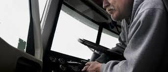 Se selecciona chofer-conductor para el transporte de mercancias