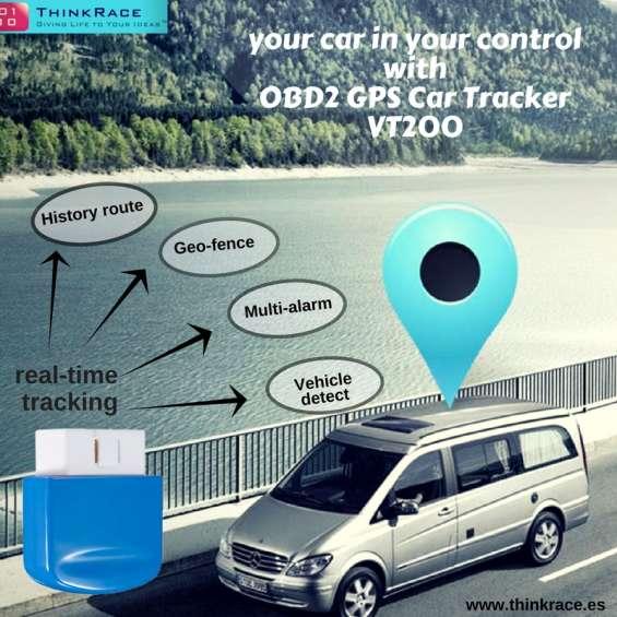 Rastreador gps obd 2 car - un simple dispositivo de seguimiento obd plug and play