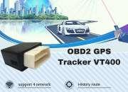 Rastreador GPS OBD II VT400: el rastreador nunca ha sido tan avanzado