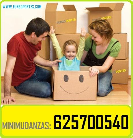 Portes y mudanzas(62.57oo5.40) getafe(ofertas)